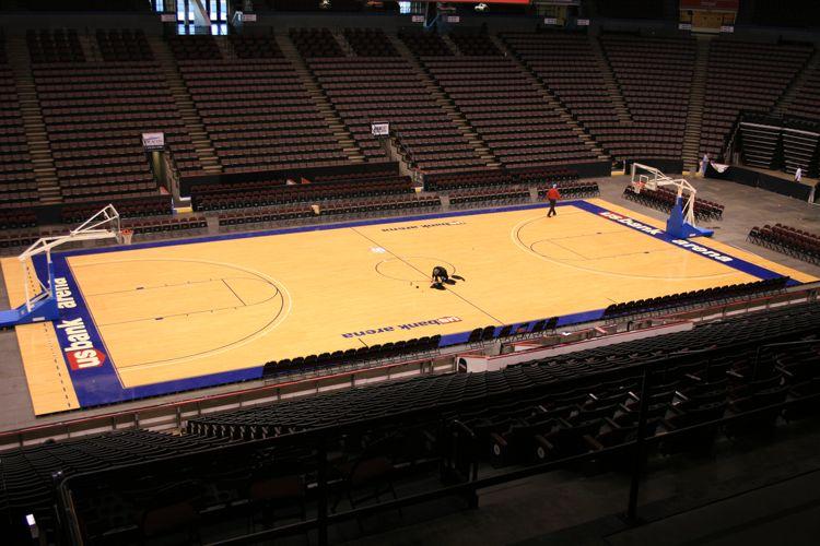 US Bank Arena Seating Charts - Map us bank arena