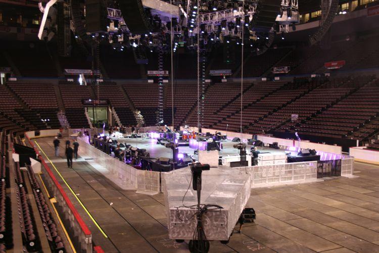 US Bank Arena Carrie Underwood - Us bank arena cincinnati map