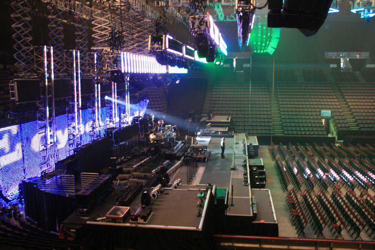U S Bank Arena Hans Zimmer Live On Tour