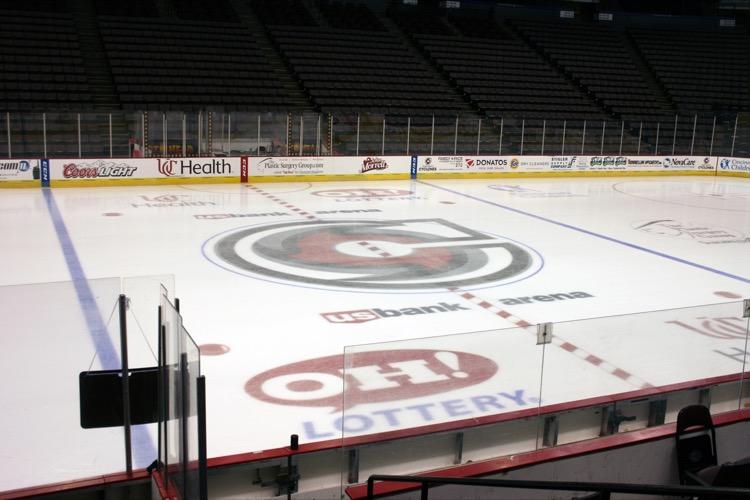 U S Bank Arena Seating Charts
