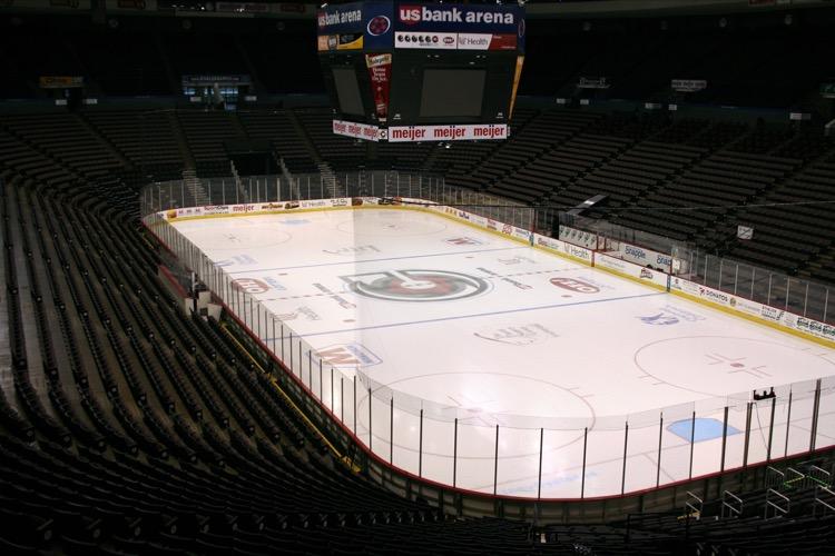 U S  Bank Arena - Seating Charts