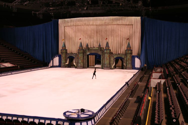 US Bank Arena Disney On Ice Presents Reach For The Stars - Us bank arena seat map